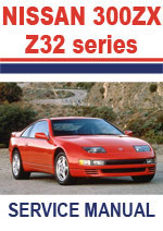 Nissan 300ZX 1990 Workshop Repair Manual