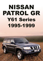 Nissan Patrol GR, Y61 1995-1999 Workshop Repair Manual